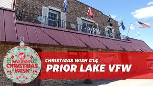 vfw prior lake u0027s christmas wish 101 3 kdwb