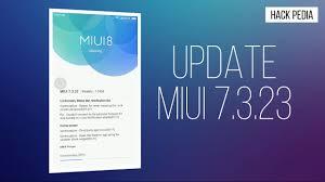 miui 7 3 23 redmi note 3 marshmallow miui 8 update root youtube