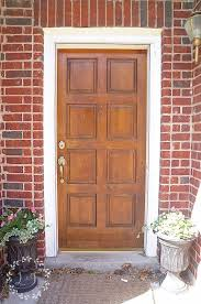 painting your front door the easy way the diy village a low cost and simple way to give your front door a fresh look