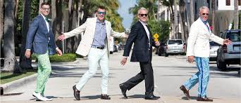 mens beach fashion stylish men in palm beach who know the power of looking their best