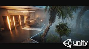 ex machina house 3d art technical demo study ex machina unity community