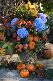 Thanksgiving Outdoor Decorations by End Of Autumn Arrangement In Found Urn Fall Pinterest Urn