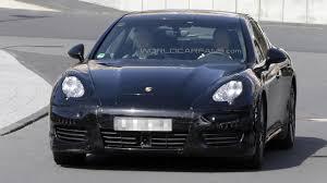 Porsche Panamera Coupe - porsche u0027s future lineup to include panamera cabrio u0026 cayenne coupe