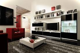 home theater modern design white off wall home theater living room ideas with brown sofas on