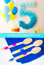 the party supplies 23 awesome diy party supplies babble