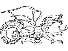 gigantic lizard chinese dragon coloring pages netart