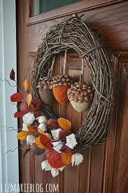 10 lovely fall wreaths reasons to skip the housework