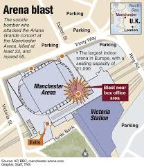 manchester arena seating plan detailed maps los angeles