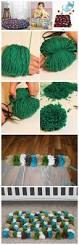 Pom Pom Rug Instructions How To Make Diy Pom Pom Rugs Tutorial Diy Tag