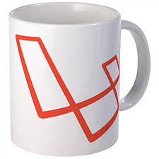 Unique Coffee by Cafepress Laravel Logo Unique Coffee Mug Coffee Cup Laravel