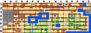 legend of zelda map with cheats kasuto net the legend of zelda
