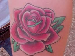 28 best single black rose tattoos for men images on pinterest