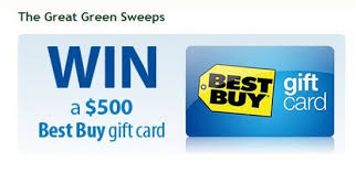 best gift cards to buy simple green the great green sweeps win a 500 best buy gift card