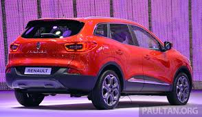 renault suv 2015 renault kadjar suv u2013 nissan qashqai u0027s french sister makes its