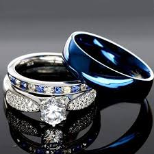 Cool Wedding Rings by 64 Gorgeous Wedding Ring Sets His And Her That Might Be Even