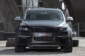 audi jeep 2015 fostla u0027s stealthily wrapped audi q7 v12 tdi with 592 horses