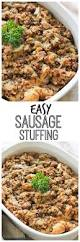 easy thanksgiving food ideas best 20 classic stuffing recipe ideas on pinterest stuffing