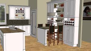 cherry wood red amesbury door hampton bay kitchen cabinets