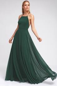 beautiful green dress maxi dress backless maxi dress 64 00