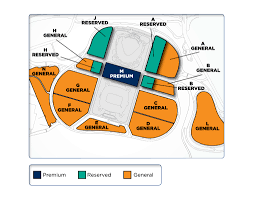 Ohio State Parking Map by Kauffman Stadium Parking Guide Tips Maps Deals Spg