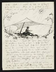 brown writing paper the art of writing the joy of illustrated letters 1800 1980 bolton brown transcript of a letter to his parents 1888 june 25 27