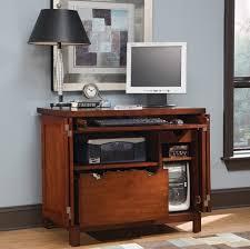 Small Vintage Desks by Vintage Small Ome Office Desk Design With Black Lamp Home Desks