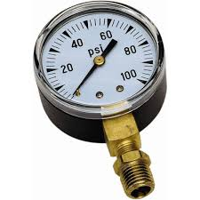 Home Depot Water Pump Flotec 100 Psi Pressure Gauge Tc2104 The Home Depot