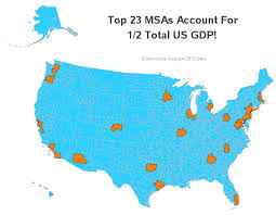 msa map america s msa map another version oc 900x700 mapporn