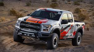 Ford Raptor Horsepower - 2017 ford f 150 raptor race truck hiconsumption