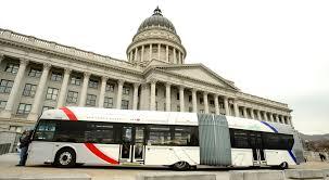 Utah Travel Buses images Utah transit authority awarded 2 6 million u s bus grant the JPG