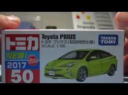 toyota mini cars tomica diecast mini cars no 50 toyota prius 2017 press