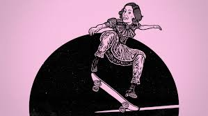women in skateboarding how to be a lady who shreds
