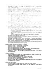 Sample Resume Objectives For Preschool Teachers by Maternal And Child Nursing
