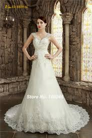 online shop vintage wedding dress keyhole back lace wedding