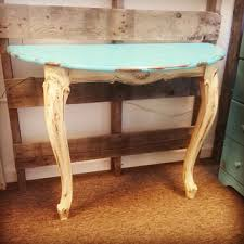 Painted Accent Table Best Shabby Chic Accent Table Products On Wanelo