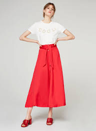 midi skirt buttoned midi skirt dresses and skirts ready to wear uterqüe