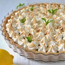 cuisine tarte au citron dessert gourmand et bio tarte au citron meringuée