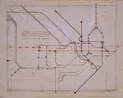 meet harry beck the genius behind london u0027s iconic subway map