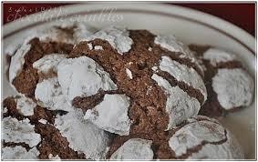 s w e e t b e l l e chocolate crinkles