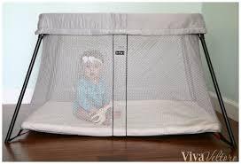 Crib Light Traveling With Baby What Do You Really Need Viva Veltoro