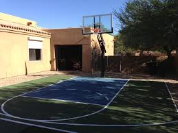 backyard indoor and outdoor basketball courts sport court loversiq