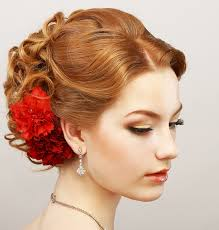 prom updo hairstyle for diamond u0026 oval faces 2017