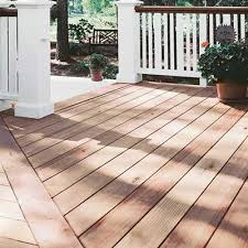 Inexpensive Patio Flooring Options Affordable Deck Materials At The Home Depot