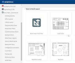 Top Floor Plan Software Planogram U0026 Retail Plans Software Many Templates Included
