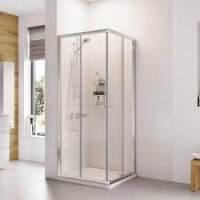 haven corner entry shower enclosure roman showers