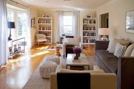 Long Narrow Living Room Layout Designs Working With A Long - Interior design living room layout ideas