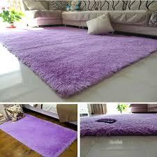 purple accent rugs fluffy shag rug hyperworks co