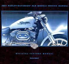 28 2001 harley davidson sportster service manual haynes
