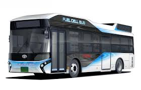 toyota corporate toyota to sell fuel cell buses in japan from early 2017 the