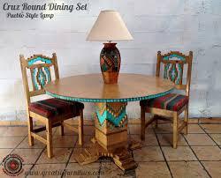 southwestern dining room furniture southwest dining room furniture